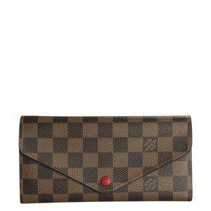 Louis Vuitton N63543 Josephine Snap Wallet 190476